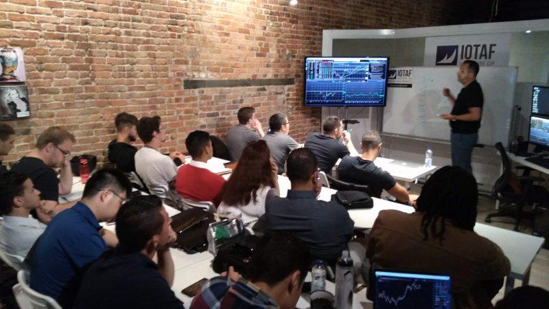 IOTAF strategy session