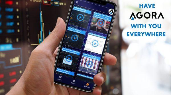 AGORA iPhone App
